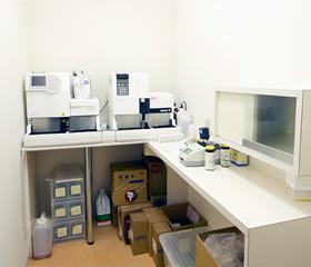 検査機器室