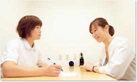 看護師による問診